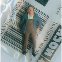 "NOCH 120-012, osoba stojąca, ""Fachowiec II"", figurka, skala TT"