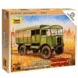 Zvezda 6175, British truck Matador, 1:100