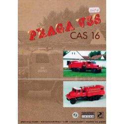 Pkgraphica, PRAGA V3S, skala 1:32
