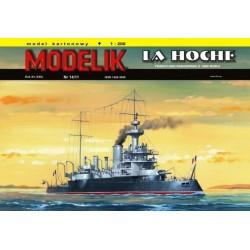 MODELIK 1114, pancernik La Hoche, skala 1:200
