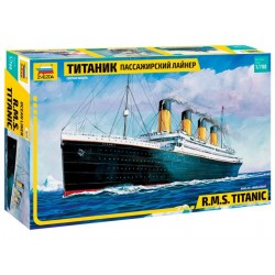 Zvezda 9059, R.M.S. TITANIC, 1:700, model do sklejania