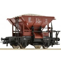 ROCO 56244, Wagon szutrówka, talbot PKP, H0