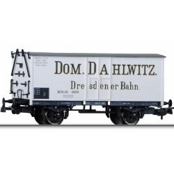 "Tillig 76574, Wagon chłodnia ""Domäne Dahlwitz"", ep.I, skala H0"