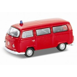 Vollmer 41689, VW Bus T2, straż pożarna, skala H0