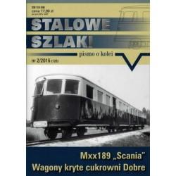 """stsz1602 """"Stalowe Szlaki"""" numer 2/2016 (126)"""