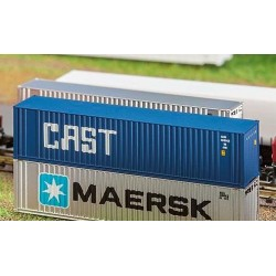 Faller 272841, 40' Hi-Cube kontener »CAST«, skala N 1:160