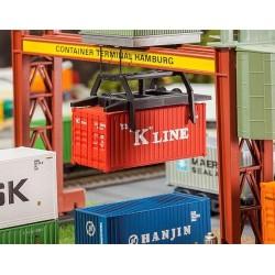 Faller 180829, 20' kontener »K-Line«, skala H0.