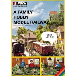 "Noch 71905, Model Landscaping Guidebook ""Family Hobby"""