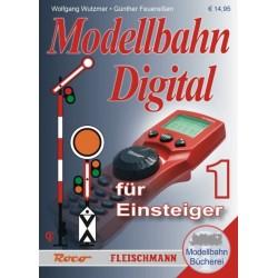Roco 81395, Podręcznik sterowania cyfrowego (D)