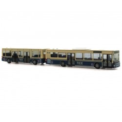 Rietze 66018, Man Goeppel Maxi-Train, TICE, skala H0.