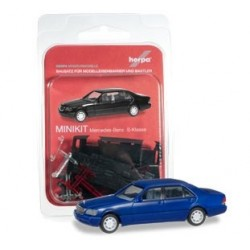 Herpa 012751 -003, Mercedes-Benz S-kl W 140, H0 kit