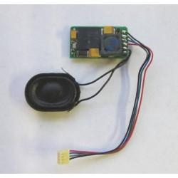 Piko 56196, Moduł dźwiękowy do BR/Rh 1216 Taurus, DCC