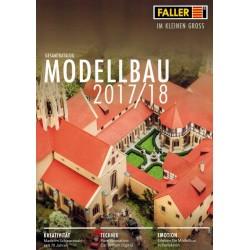 Faller 190906, FK17-18, katalog 2017-2018