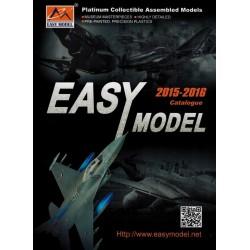 EM16, Katalog EASY MODEL 2015-2016