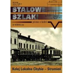 """stsz1604 """"Stalowe Szlaki"""" numer 4/2016 (128)"""