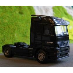 Rietze 65702-CN, Mercedes-Benz Actros, czarny, skala H0 1:87