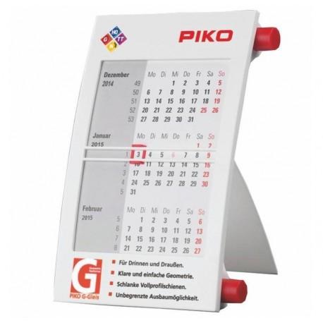 99948 - PIKO kalendarz na lata 2017 - 2018, biurkowy