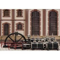 Faller 180383, Maszyna parowa, skala H0