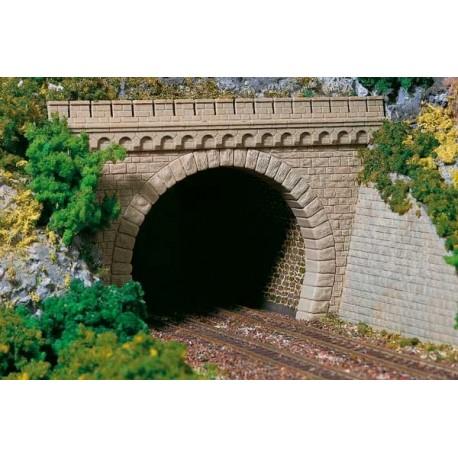 11343 Dwa portale tunelowe 2-torowe