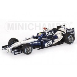 Minichamps 400050007, Williams F1 BMW FW27 M.Webber, 1:43