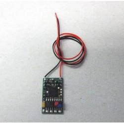 PIKO 56126, Dekoder funkcyjny, 4 wyjścia, DCC
