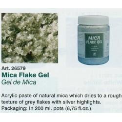 """Vallejo 26579, Mica Flake Gel, Pasta strukturalna """"mika"""""""