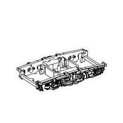 Piko 53000-202, Wózek do wagonów 120A PKP, H0
