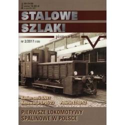 """stsz1702 """"Stalowe Szlaki"""" numer 2/2017 (130)"""