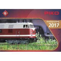 PIKO 99707, katalog skali G - 2017