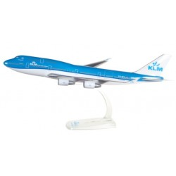Herpa 611442, KLM Boeing 747-400, skala 1:250