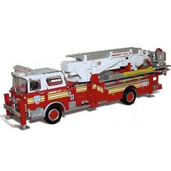 OUTLET: Corgi us53807, MACK CF Tower LADDER, skala 1:50