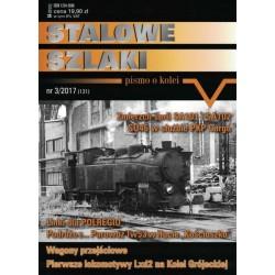 """stsz1703 """"Stalowe Szlaki"""" numer 3/2017 (131)"""