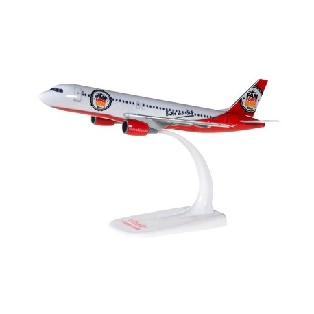 "Herpa 611213, airberlin Airbus A320 ""Fan Force One"", 1:200"