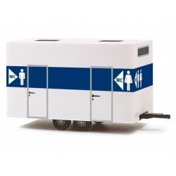 Rietze 70261, Toaleta mobilna (WC obwoźne), skala H0