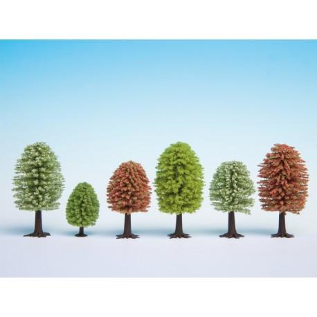 Noch 26306, Zestaw 25 drzew kwitnących (65-110mm)