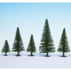 Noch 26920, Zestaw drzew (10 szt.) 5-14 cm.