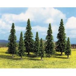 Noch 26425 Zestaw drzew (10 szt.) 6-15 cm.
