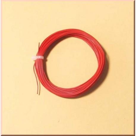 58801 Przewód czerwony - 1 m