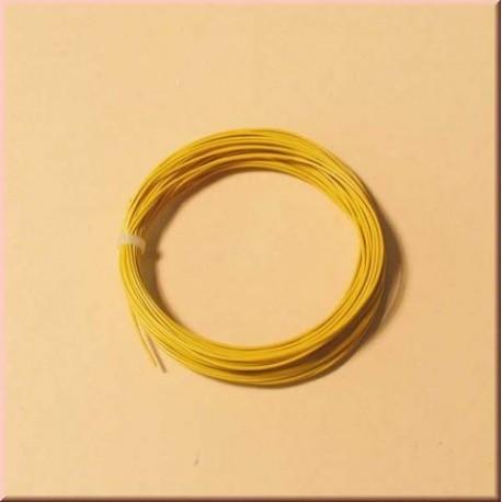 58803 Przewód żółty - 1 m
