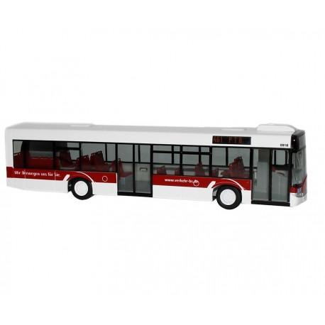 Rietze 65960, Solaris Urbino 12 Braunschweiger, skala H0
