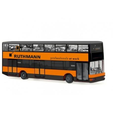 Rietze 67525, MAN DN95 Ruthmann Service. Skala H0