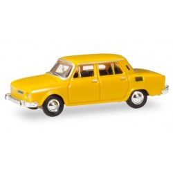 Herpa 066563, Skoda 110 L, honey yellow, skala TT
