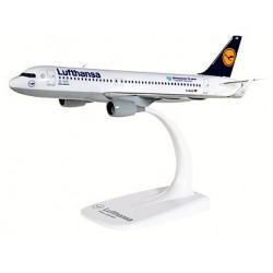Herpa 611718, Lufthansa Airbus A320 D-AIUQ, 1:200