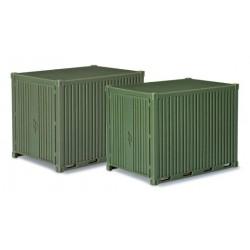 Herpa 744713, Dwa kontenery 10 ft., skala H0