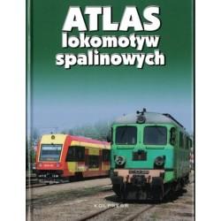 """""""Atlas lokomotyw spalinowych"""" Paweł Terczyński"""