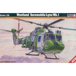 MisterCraft D-01, Westland Aeromobile Lynx Mk.1, skala 1:72