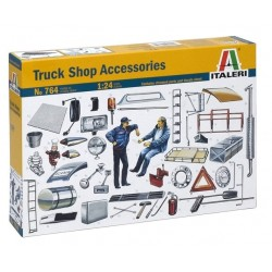 Italeri 764 0764, Truck Accessories, skala 1:24