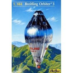 Heller 80443, Balon Breitling Orbiter 3, skala 1:144