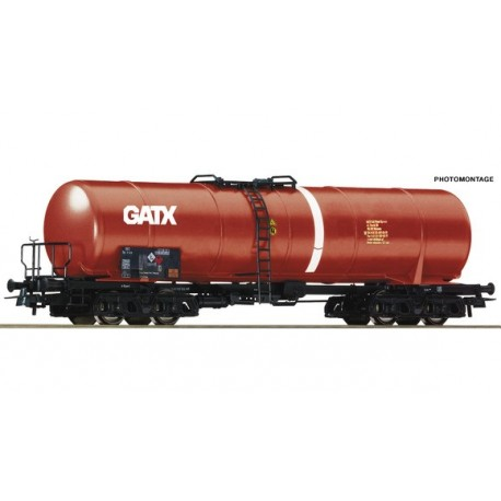"ROCO 76696, Wagon cysterna ""GATX"" PKP, ep.VI, skala H0"