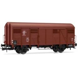 Rivarossi 6428, Wagon PKP kryty 223K/1 Kddet, ep.III, skala H0